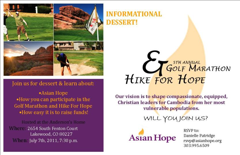 Golf Hike Flyer(1)